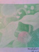 パステル和アートTwinkle Fairy