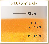 I love 生ビール