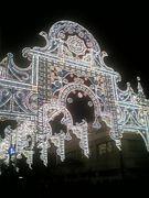 光の彫刻 KOBEルミナリエ