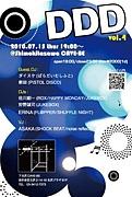 9/13(mon) DDD VOL.5