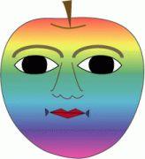 恐怖のりんご