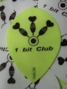 1bitClub‥(/゚ρ゚)/~?@ダーツ
