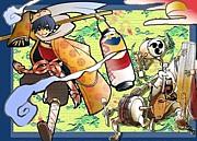 漫画家&漫画家志望 (富山)