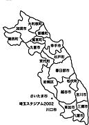 埼玉県東部deフットサル