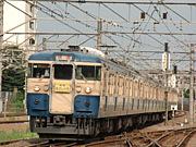 八トタ115系