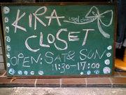 KIRA CLOSET