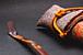 竹座会ー茶杓を削る