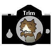 トリムDE写真を貼ってるよ♪