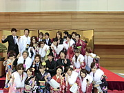 小杉南中学校 平成18年度卒業