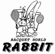RACQUET WORLD RABBIT