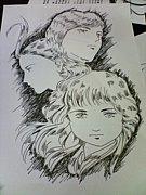 モテケン★黒い花びら〜ズ