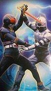 仮面ライダーブラック&RX