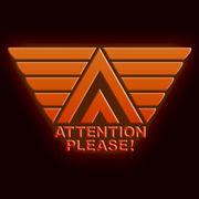 ▼ATTENTION, PLEASE!▼