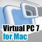 Virtual PC 7 for Mac