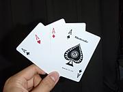 こりーの大富豪に麻雀とポーカー