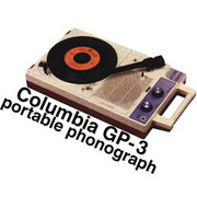 COLUMBIA GP-3