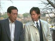 山岡雄作巡査部長