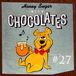 HONEY SUGAR MILK CHOCOLATES