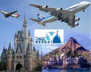 飛行機とディズニーが好き!!