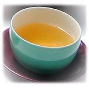 果物食べるときは温かいお茶を