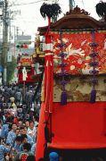 愛知の山車祭り