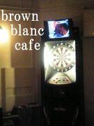 brown blanc cafe