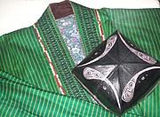 中央アジアの民族衣装