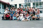 2001年度浦和西高校1年7組