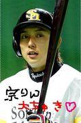 川崎宗則選手を応援しよう!!