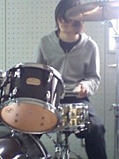 テツ君のドラムを応援しよう