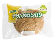 かたいメロンパン