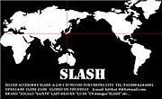 SILVER  SLASH