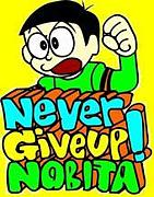 Never Give Up! Nobita