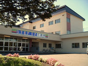 北海道千歳市立真町中学校