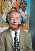 柳 恵詩郎(Tennis Commentator)