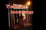 Y's-heart hair&design