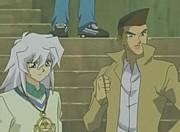 本田と獏良