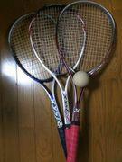 姶良・霧島でソフトテニス
