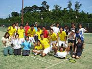 APUテニス部2008から