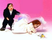 結婚式のトラウマ