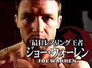 ジョー・ウォーレン/JOE WARREN