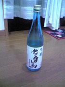新潟清酒・越の白鳥