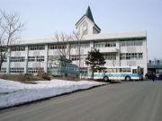 安代中学校