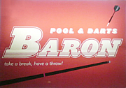 POOL & DARTS BARON【板橋】