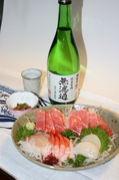 日本酒の会 ふきのとう