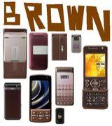 是非!携帯は茶色で。