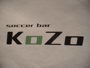 サッカーバーコゾウ KoZo