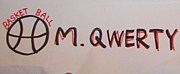 M。QWERTY