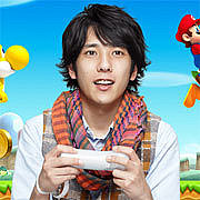 New SMB Wii × 二宮和也