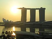 マリーナベイサンズシンガポール